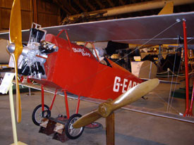 Bristol Babe (Bristol Aero Collection).